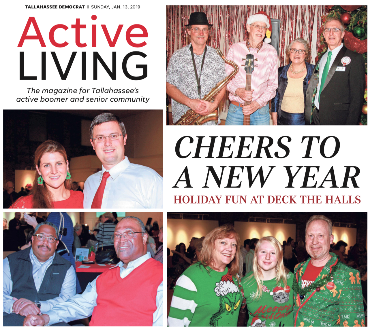 Download the Active Living magazine.