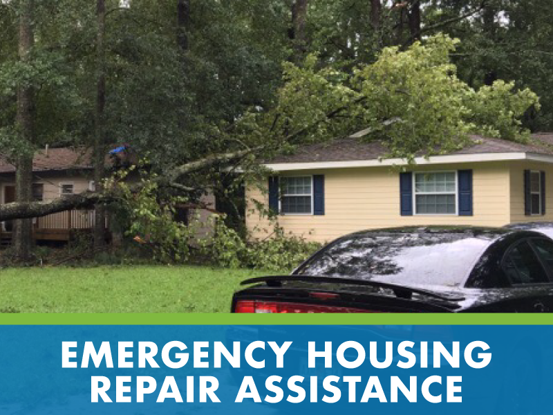Emergency Housing Repair Assistance