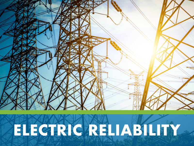 Electric Reliability Project