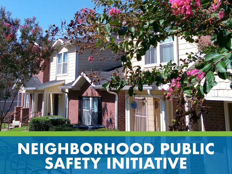 Neighborhood Public Safety Initiative