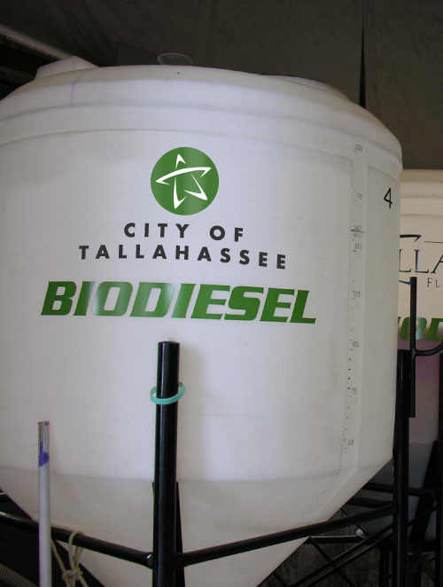 Biofuel Collection Center